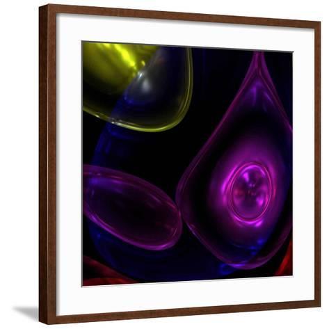 Light II--Framed Art Print