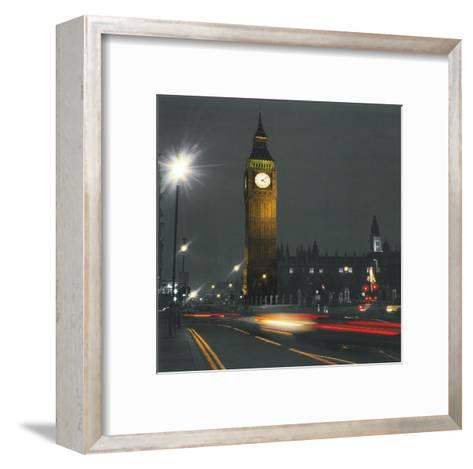 London Big Ben--Framed Art Print