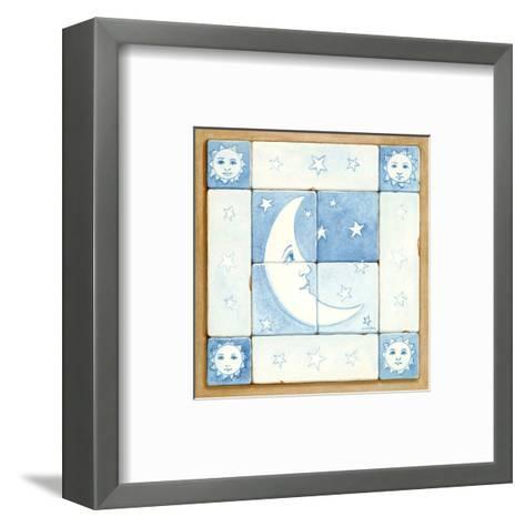 Luna-V. Alber-Framed Art Print
