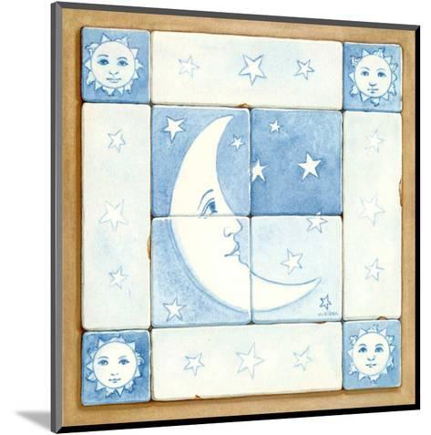Luna-V. Alber-Mounted Art Print