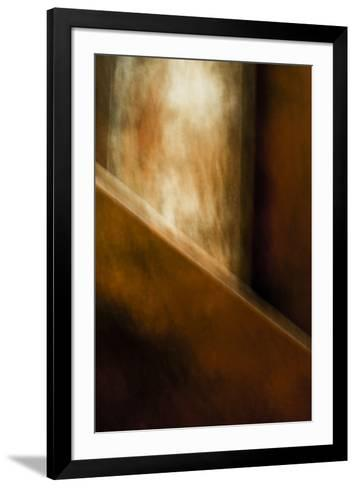 Manly Abstract-Jean-Fran?ois Dupuis-Framed Art Print
