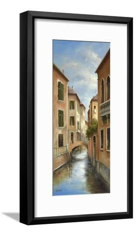 Memories Of Venice II-B^ Smith-Framed Art Print