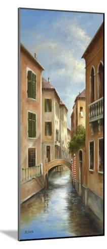 Memories Of Venice II-B^ Smith-Mounted Art Print