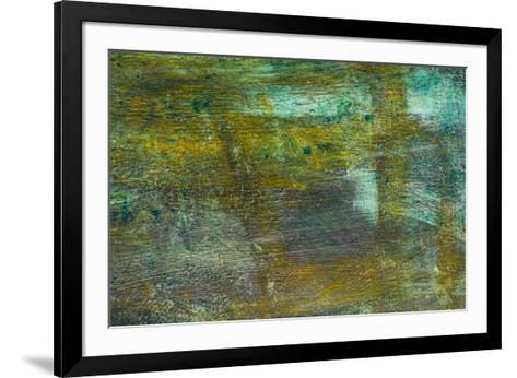 Metal Abstract IV-Jean-Fran?ois Dupuis-Framed Art Print