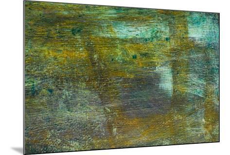Metal Abstract IV-Jean-Fran?ois Dupuis-Mounted Art Print