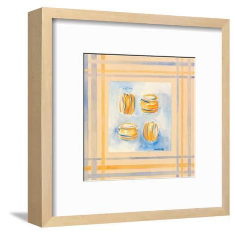 Pots-Urpina-Framed Art Print