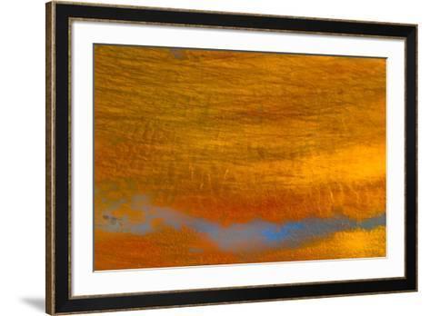 Reflection Abstract III-Jean-Fran?ois Dupuis-Framed Art Print