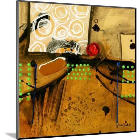 Régional 2-Sylvie Cloutier-Mounted Art Print
