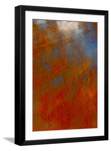Sensational Abstract-Jean-Fran?ois Dupuis-Framed Art Print