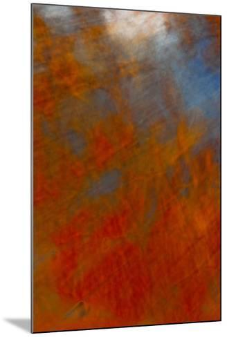 Sensational Abstract-Jean-Fran?ois Dupuis-Mounted Art Print
