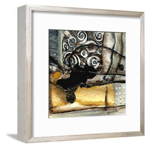Signe De Terre 1-Sylvie Cloutier-Framed Art Print