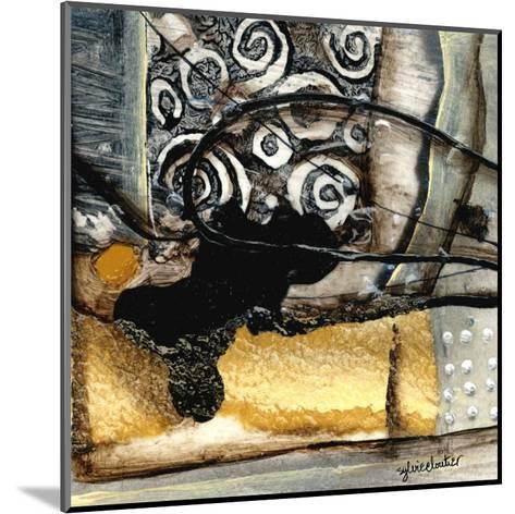 Signe De Terre 1-Sylvie Cloutier-Mounted Art Print