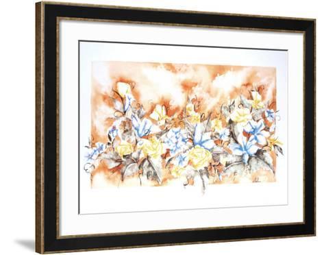 Sunshine I-Villalba-Framed Art Print