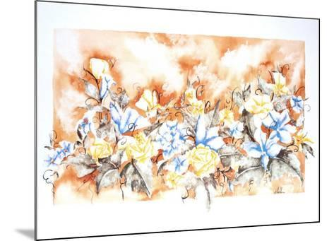 Sunshine I-Villalba-Mounted Art Print