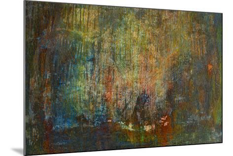 Textural Abstract I-Jean-Fran?ois Dupuis-Mounted Art Print