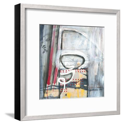 Tordre Le Coup (Détail 2)-Sylvie Cloutier-Framed Art Print