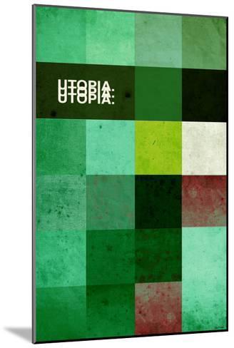 Utopia-Pascal Normand-Mounted Art Print