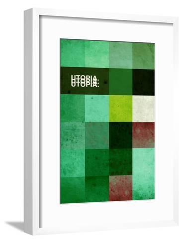 Utopia-Pascal Normand-Framed Art Print