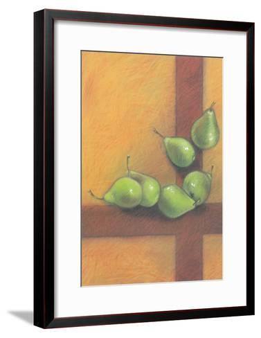 Waterfall Of Pears-Basch-Framed Art Print