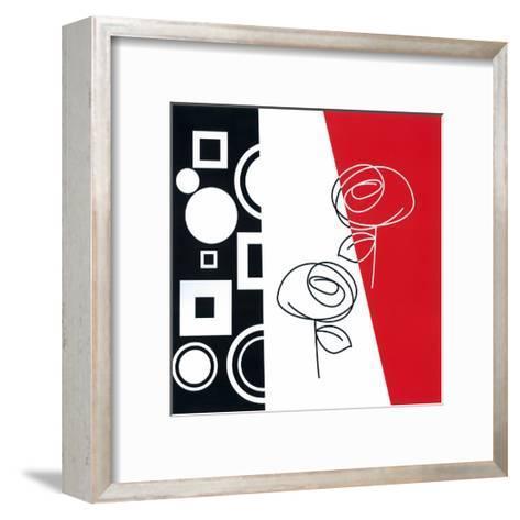 Wild Flower III-Fraga-Framed Art Print
