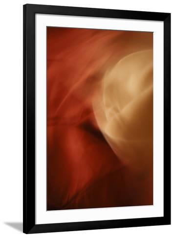 Wind Abstract II-Jean-Fran?ois Dupuis-Framed Art Print