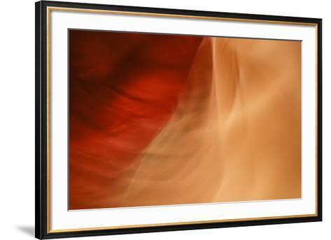 Wind Abstract III-Jean-Fran?ois Dupuis-Framed Art Print