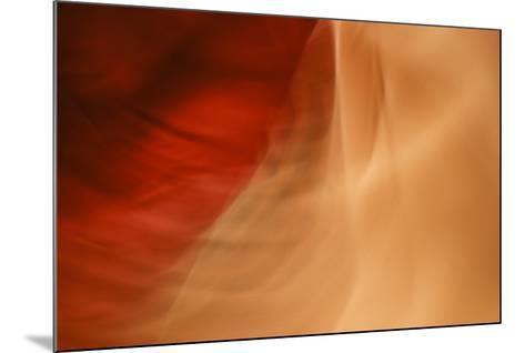 Wind Abstract III-Jean-Fran?ois Dupuis-Mounted Art Print
