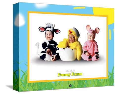 Funny Farm I-Tom Arma-Stretched Canvas Print