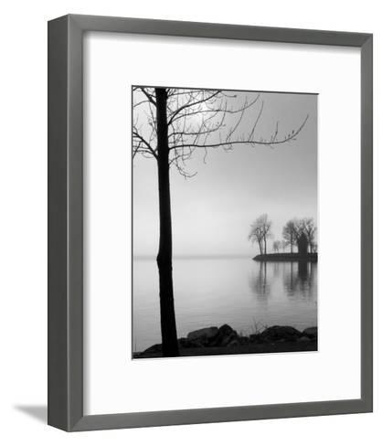 Tranquil Cove--Framed Art Print