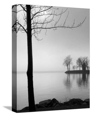Tranquil Cove--Stretched Canvas Print