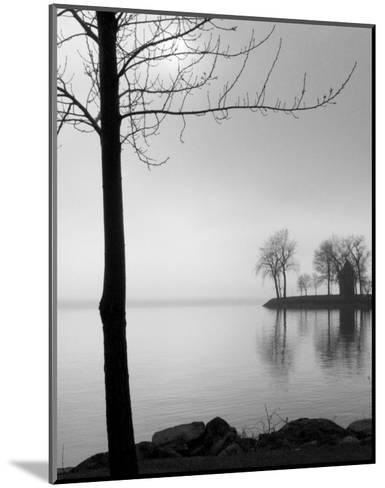 Tranquil Cove--Mounted Art Print
