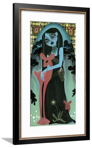 Madeerna-Bev Hogue-Framed Art Print