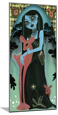 Madeerna-Bev Hogue-Mounted Art Print