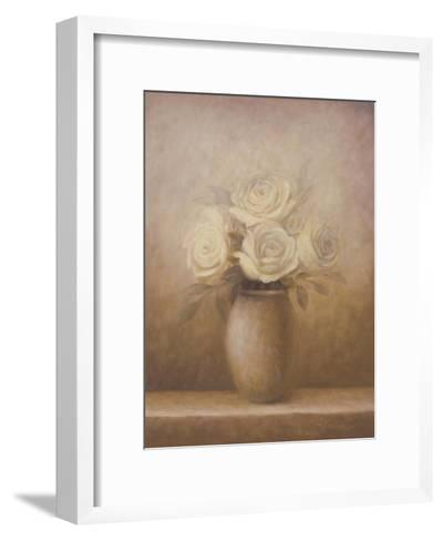 Monticello-Cheovan-Framed Art Print