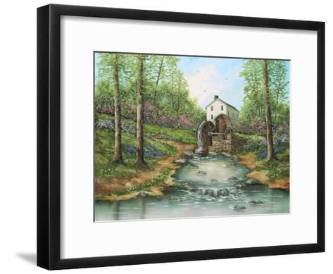 Sycamore Creek-Sherry Masters-Framed Art Print