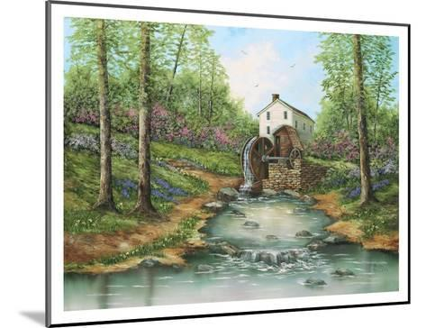 Sycamore Creek-Sherry Masters-Mounted Art Print