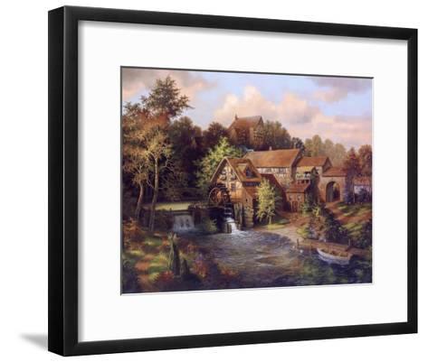 The Old Mill-Klaus Strubel-Framed Art Print
