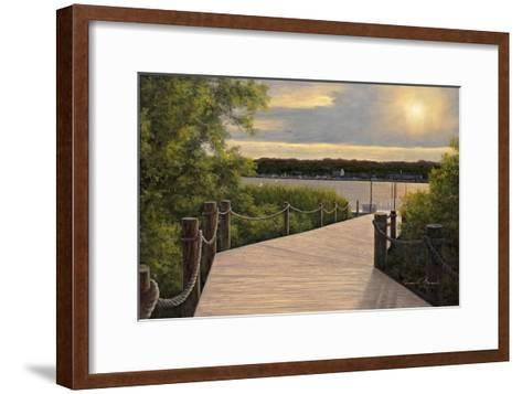 Almost There-Diane Romanello-Framed Art Print