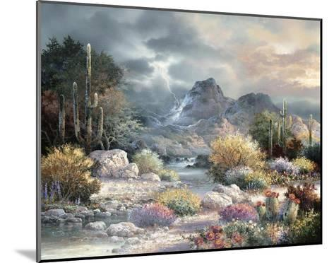 Springtime Valley-James Lee-Mounted Art Print