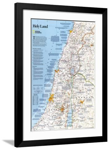National Geographic Holy Land--Framed Art Print
