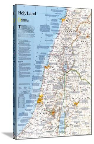National Geographic Holy Land--Stretched Canvas Print