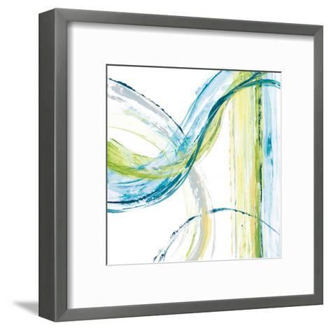 Carousel IV-Michael King-Framed Art Print