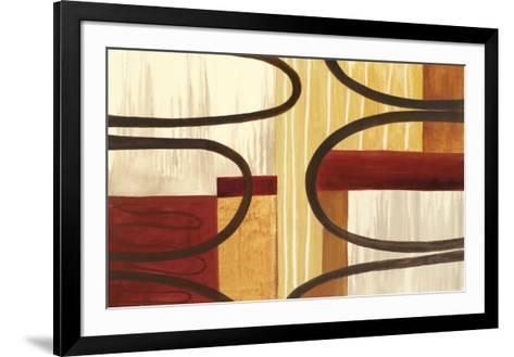 Crown One-Maria Lobo-Framed Art Print