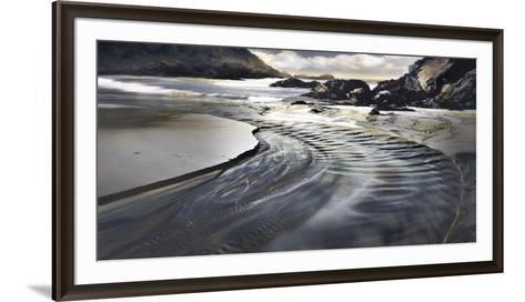 Jeweled Coastline Art Print By William Vanscoy Art Com