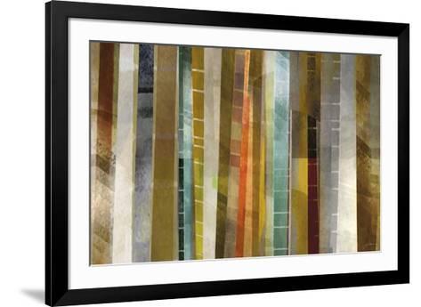 New Refractions I-James Burghardt-Framed Art Print