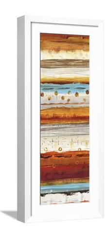 Pompano I-Abby White-Framed Art Print
