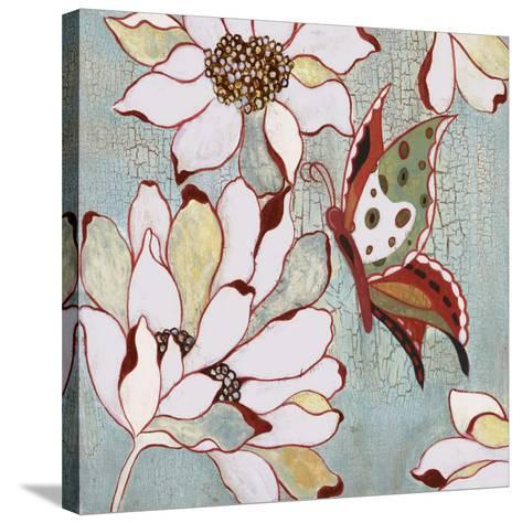 Vintage Butterfly I-Lee Speedwell-Stretched Canvas Print