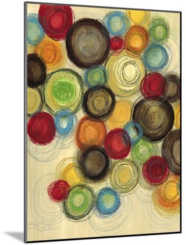 Colorful Whimsy I-Jeni Lee-Mounted Art Print