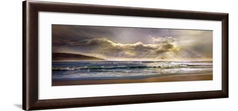 A New Day-Mike Calascibetta-Framed Art Print