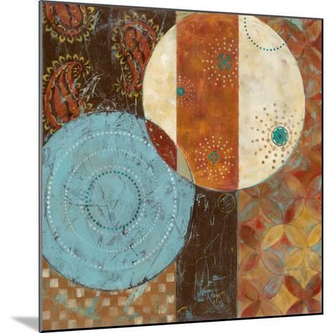 Blue Moon I-Carol Robinson-Mounted Art Print